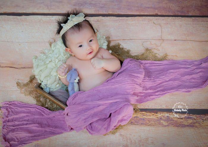 Bin Baby Studio, chúng tôi đảm bảo sẽ giúp ghi lại những khoảnh khắc cho bé nhà bạn tuyệt vời nhất