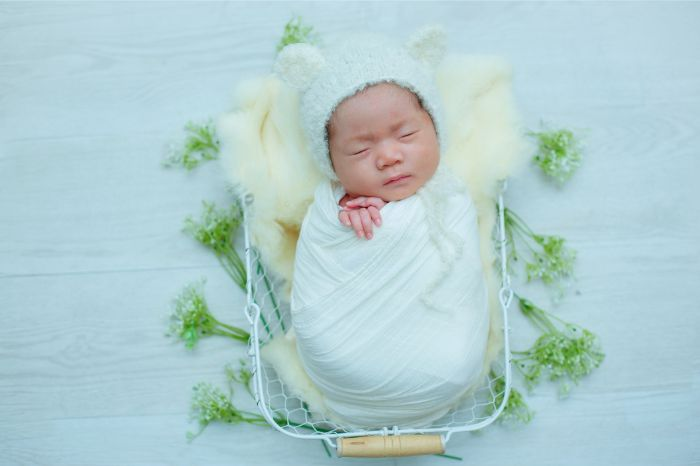 Khi nào ba mẹ nên cho bé đi chụp ảnh bé sơ sinh?